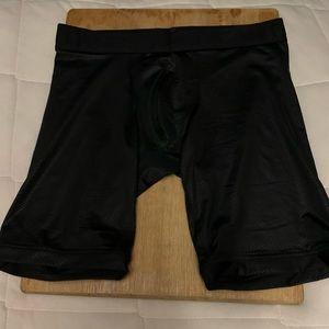 Men's Medium AE Long Leg Polyester Boxer Briefs